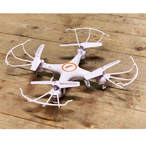 Quadcopter 2.4GHz (4-kanals 6-akset gyro drone)