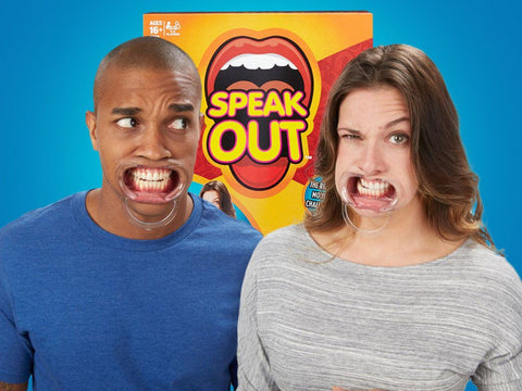 Speak Out Spil (Watch Ya' Mouth)