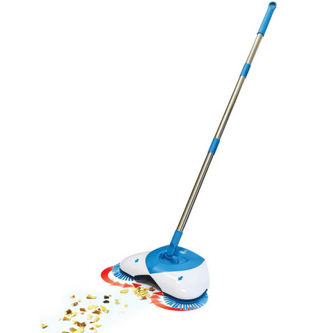 Spin Broom Fejekost