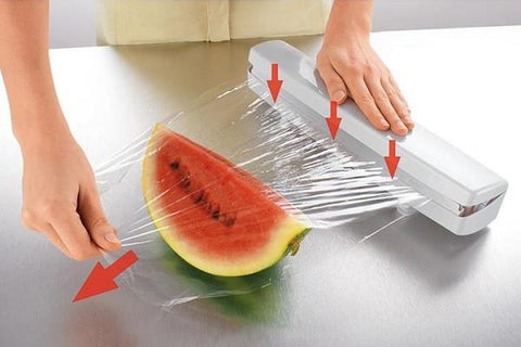 Wrap dispenser