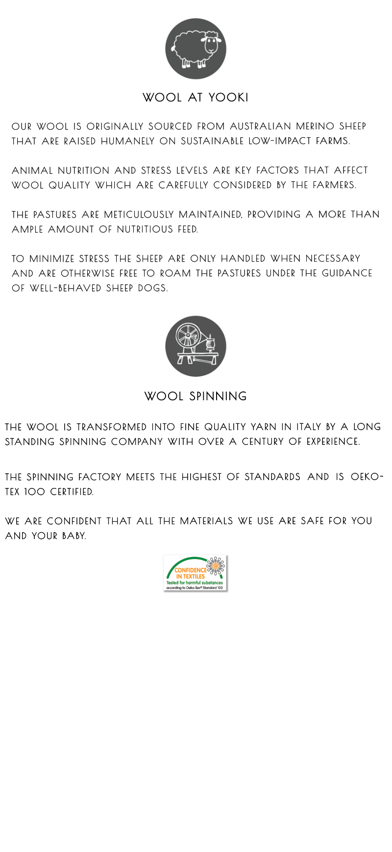 ABOUT YOOKI WOOL'S WOOL SOURCE