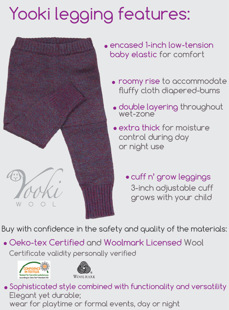 Yooki Legging Features