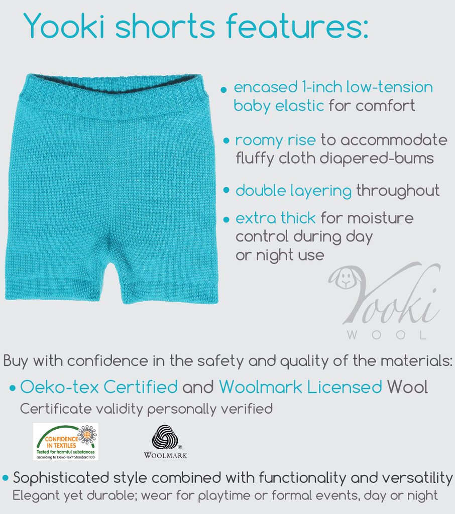 Yooki Shorts Features