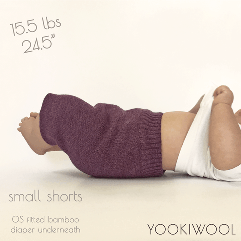 yooki small shorts infant