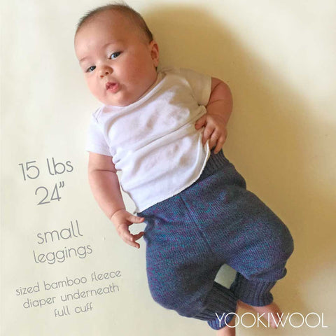 small yooki leggings 15 lb baby