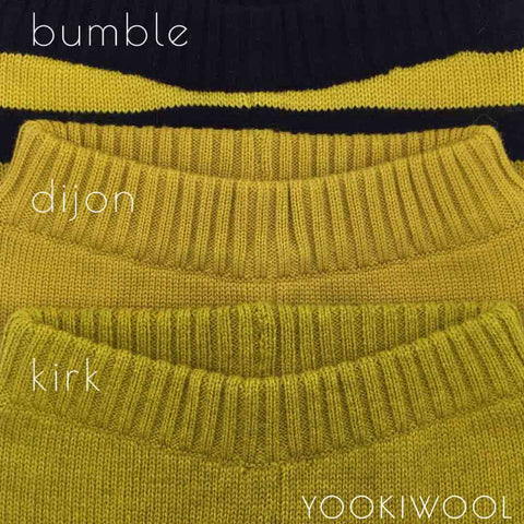 yellows golds yooki comparison