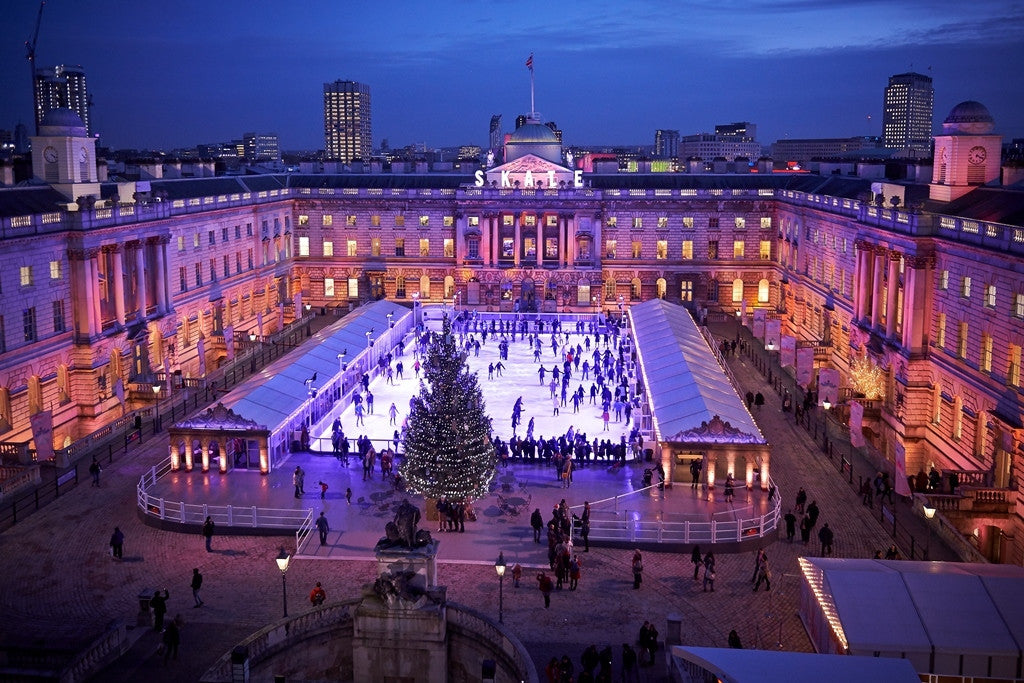 Best Ice Skating Rinks in London