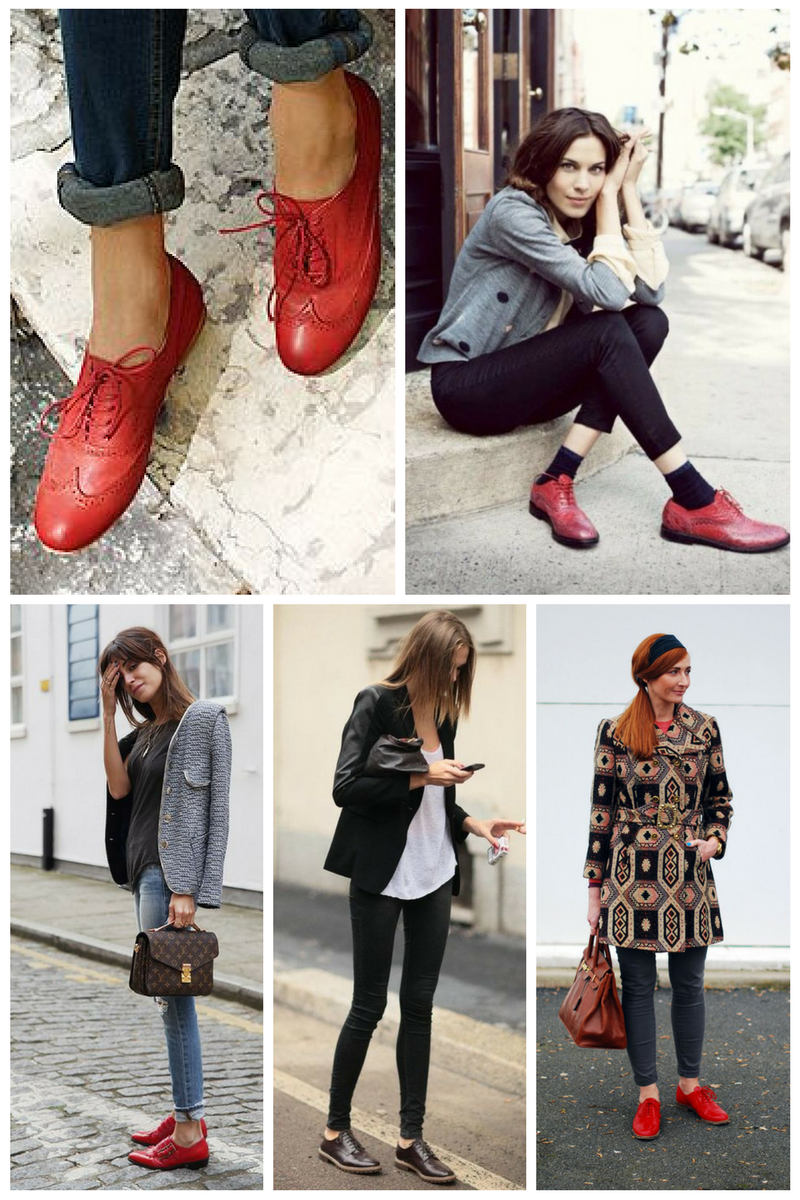 Fashion week How to brogues wear female for lady