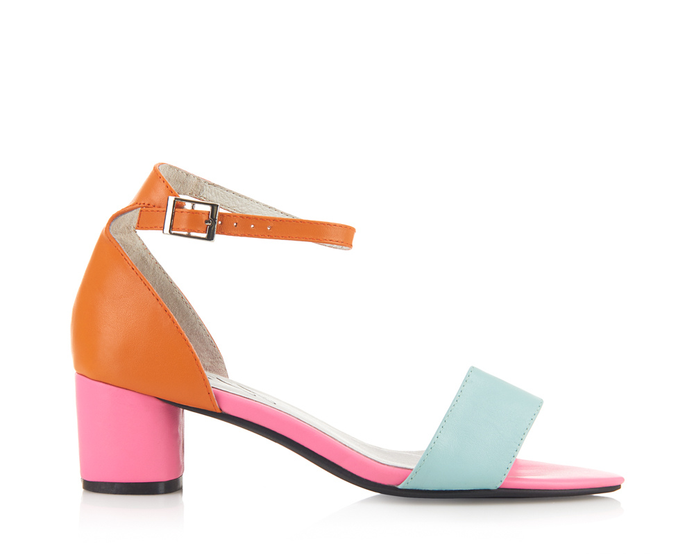 Scarborough Pink Heel