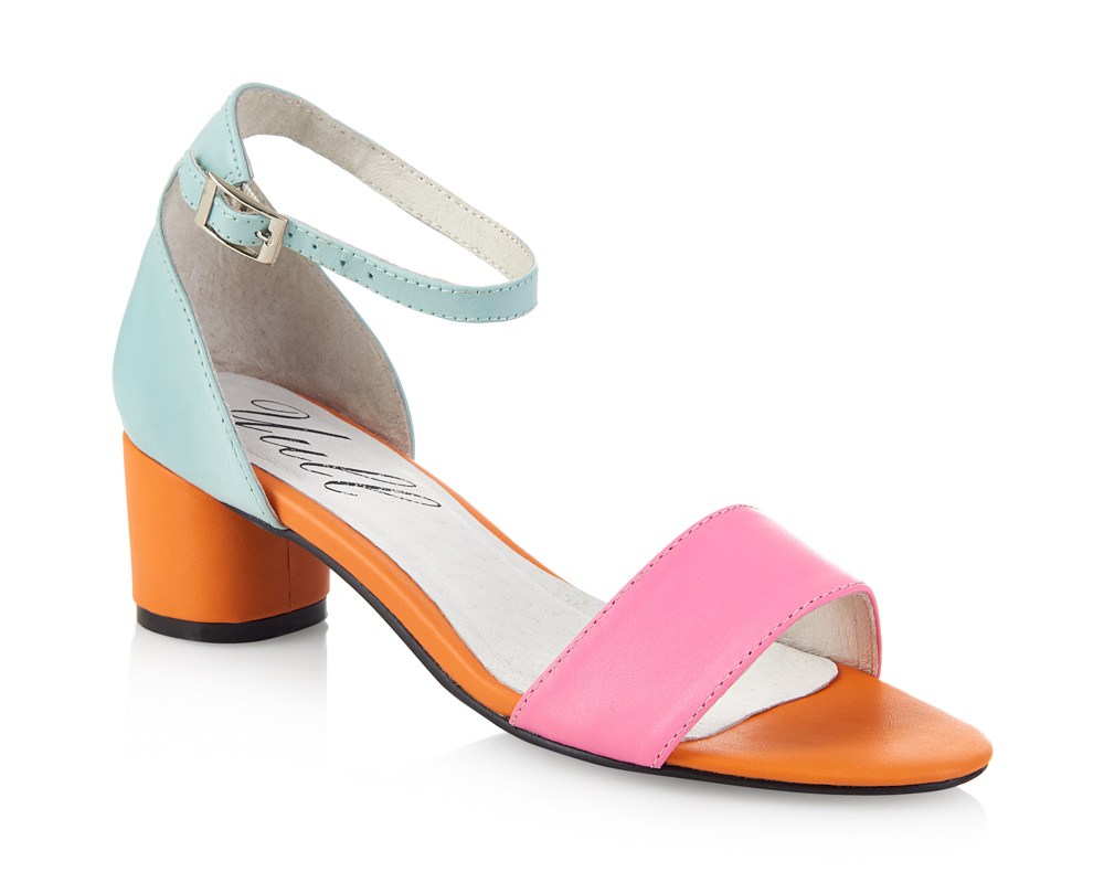 Scarborough Orange Heel
