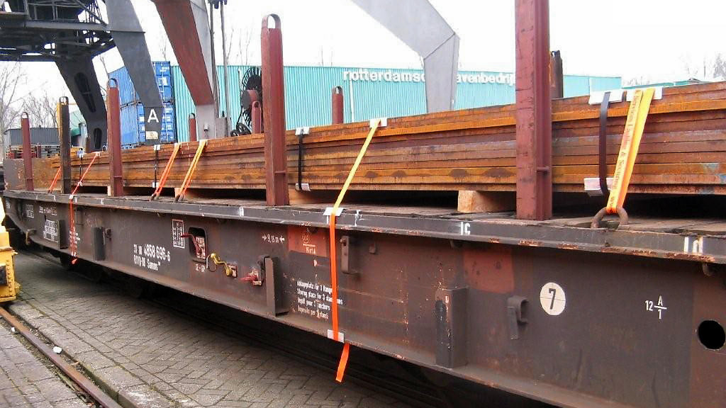 General Cargo Steel Plates
