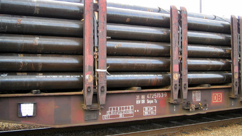 General Cargo Steel Pipes Russia