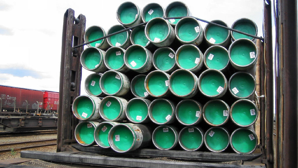 General Cargo Steel Pipes