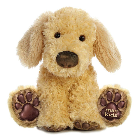 MacKids Plush - Popcorn the Puppy - Giving Blooms