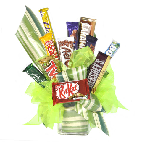 Gift Basket - Chocolate Lovers - Giving Blooms