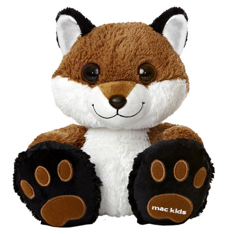 MacKids Plush - 'Finnegan' the Fox - Giving Blooms