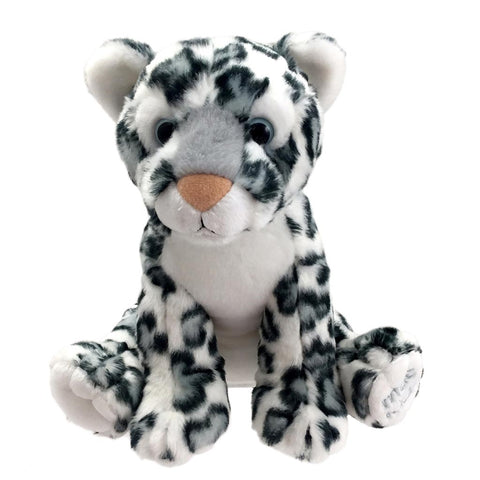 MacKids Plush - Pepper the Snow Leopard