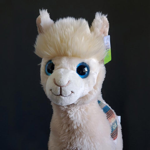 MacKids Plush - Nutmeg the Alpaca