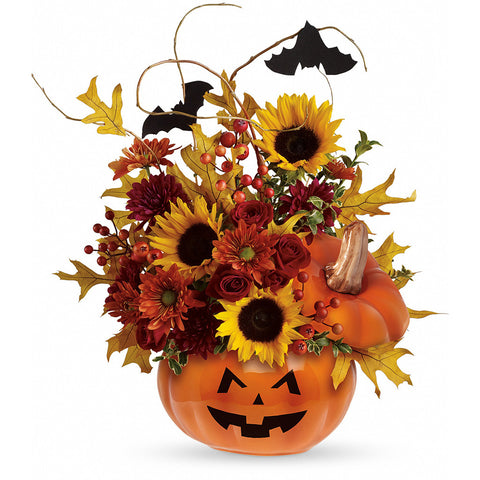 Trick and Treat Bouquet - Giving Blooms