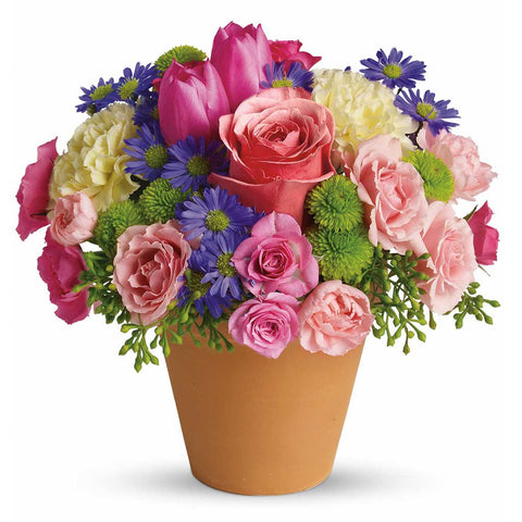 Spring Sonata Bouquet - Giving Blooms