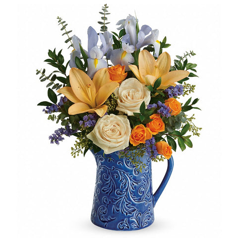 Spring Beauty Bouquet - Giving Blooms