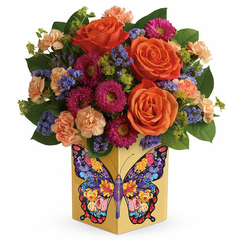 Gorgeous Gratitude Bouquet - Giving Blooms