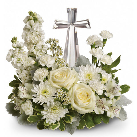 Divine Peace Bouquet - Giving Blooms