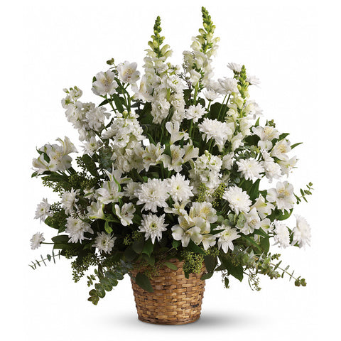 Heavenly Light Bouquet - Giving Blooms