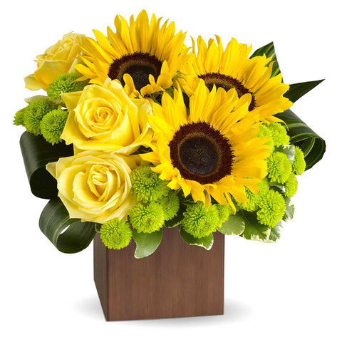 Sunflower Fantasy Bouquet
