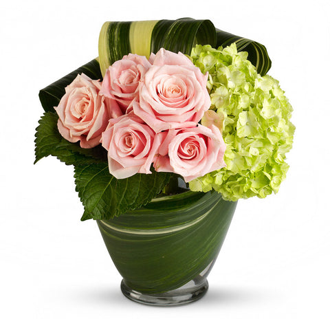 Cosmopolitan Pink Bouquet - Giving Blooms