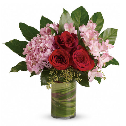 Island Romance Bouquet - Giving Blooms