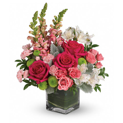 Garden Girl Bouquet - Giving Blooms