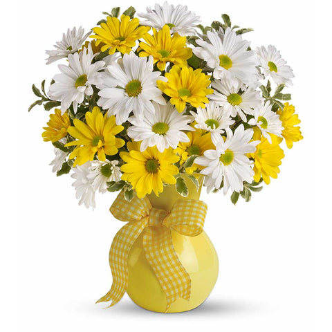 Upsy Daisy Bouquet - Giving Blooms