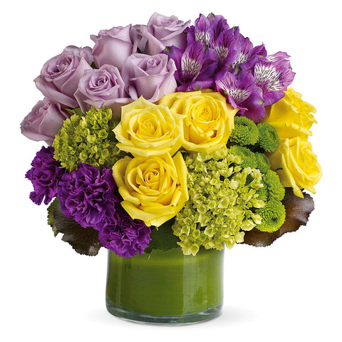 Simply Splendid Bouquet - Giving Blooms
