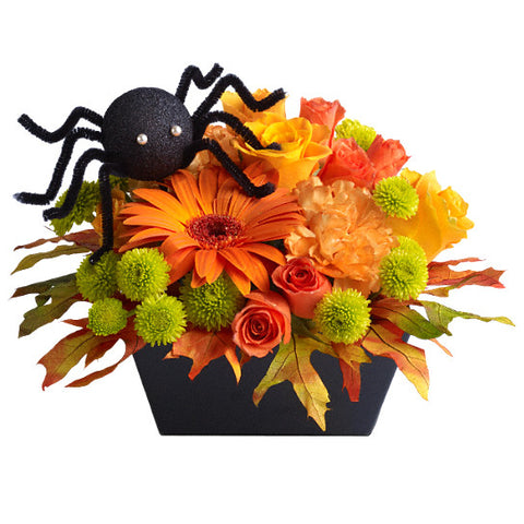 Cute N' Creepy Bouquet - Giving Blooms