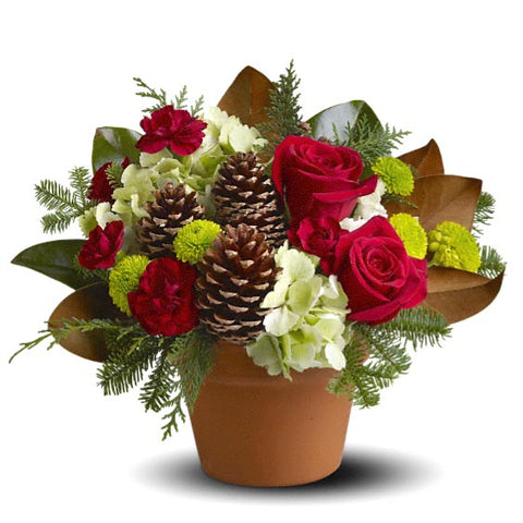 Countryside Christmas Bouquet
