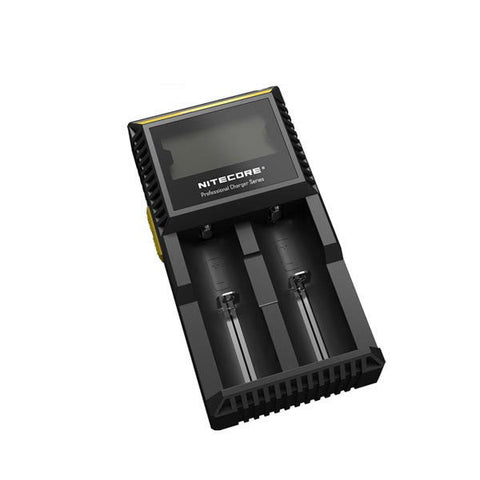 Nitecore Digicharger D2 Battery Charger select vapes