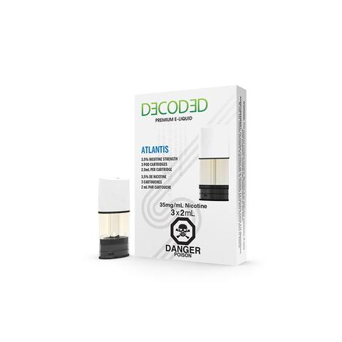STLTH DECODED POD 3PACK