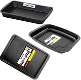 Activave Non-Stick Oven Tray, Roasting Tray, and Baking Tin Set (3 PC Oven Tray Set)