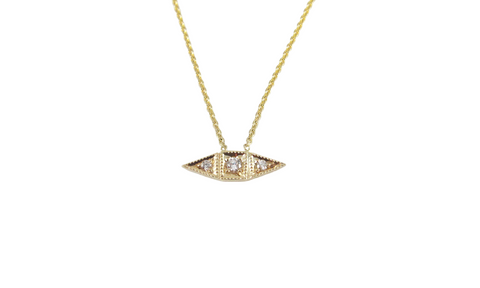 Deco Point Necklace