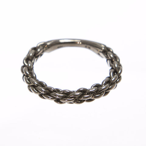Braided Viking Ring