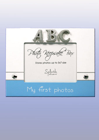 Splosh Mini Photo Keepsake Box ???? Blue