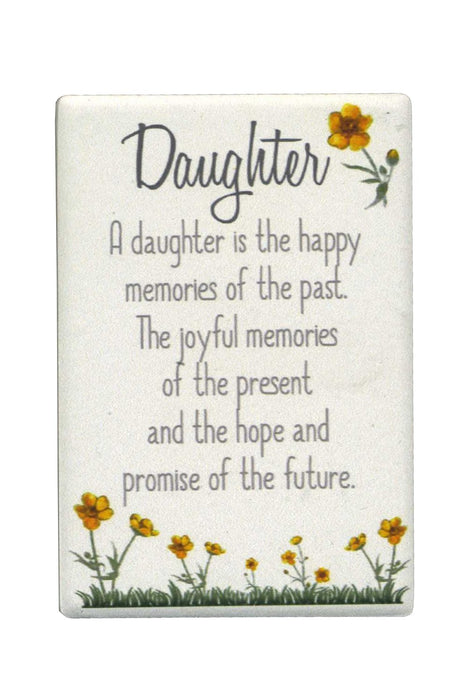 Buttercup Magnet - Daughter