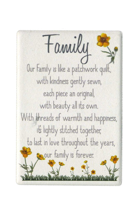 Buttercup Magnet - Family