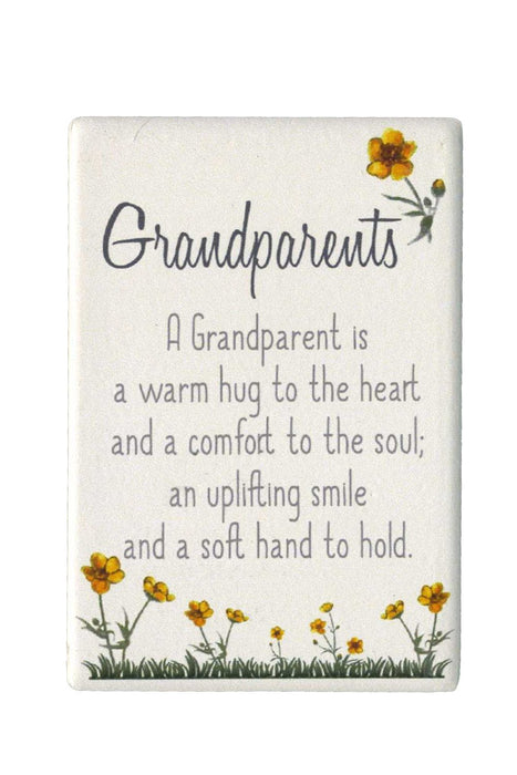 Buttercup Magnet - Grandparents