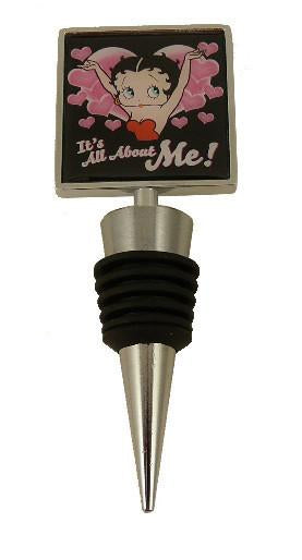 BP2126 Betty Boop Bottle Stopper - All About Me