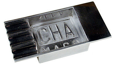 Chamaco Cast Aluminium Ashtray