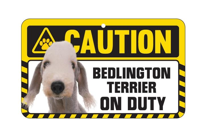 Pet Dog Signs - Caution