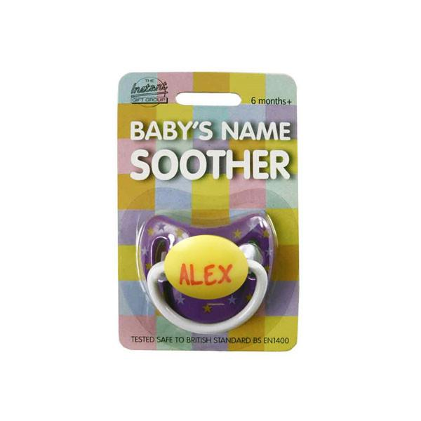 DUM005 Personalised Children's Dummy - Alex