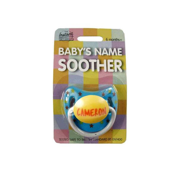 DUM017 Personalised Children's Dummy - Cameron